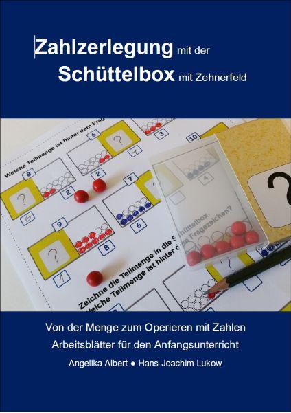Neues Schüttelbox-Arbeitsheft zur Zahlzerlegung - alphaPROF