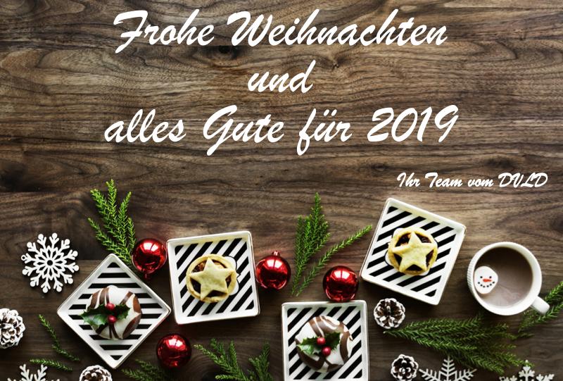 Frohe Weihnachten Und Die Besten Wunsche Fur 2019 Dvld