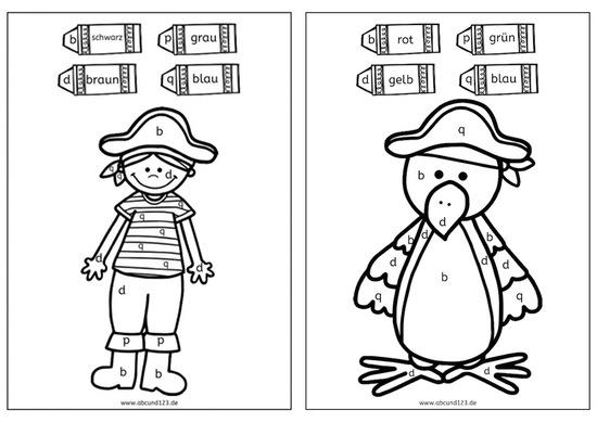 Wunderbar Kindergarten Farbarbeitsblätter Ideen - Framing ...