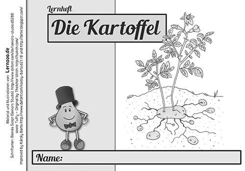 Die Kartoffel Im Sachunterricht Lernheft Für Klasse 3 4 Lernzoo De